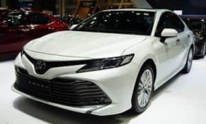 รถญึ่ปุ่น 2020