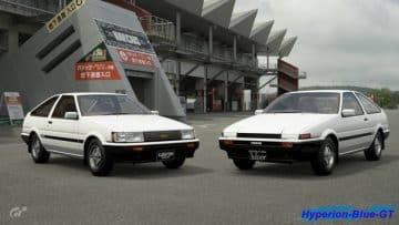 รถญี่ปุ่นสุดคลาสสิค