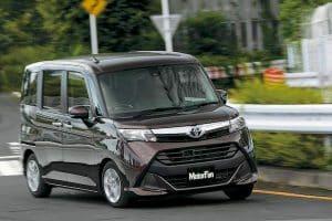 รถสวยในญี่ปุ่น